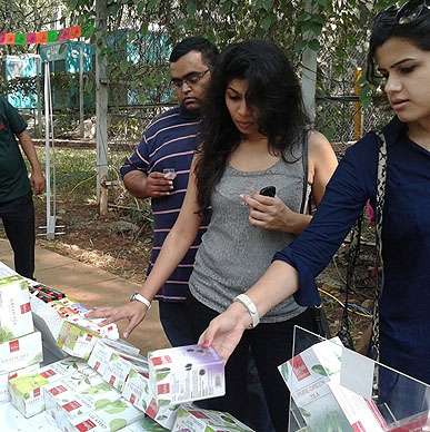 Typhoo variants conquers the mind and heart of tea lovers too with its unmatched flavours at Mumbai Farmers Market